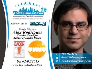 Alex Rodriguez Show Card Re-Done