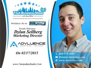 Dylan Sellberg Show Card (Small)