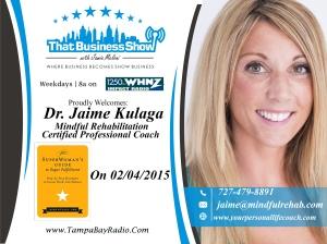 Jaime Kulaga Show Card