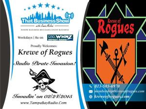 Krewe of Rogues