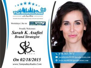 Sarah K Asaftei