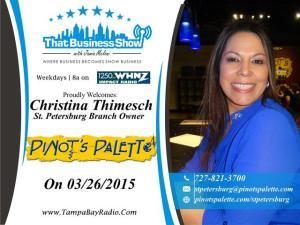 Christina Thimesch