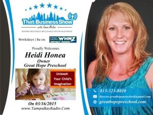 Heidi Honea