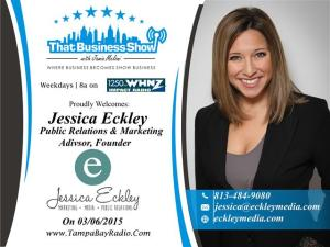 Jessica Eckley