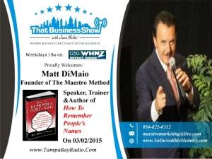 Matt DiMaio