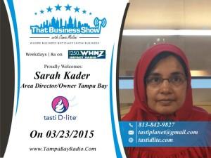 Sarah Kader