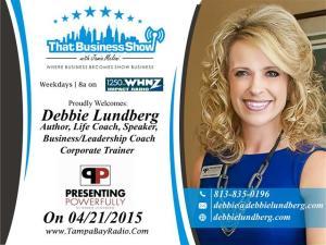 Debbie Lundberg