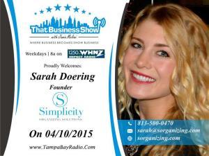 Sarah Doering