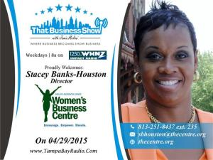 Stacey Banks-Houston