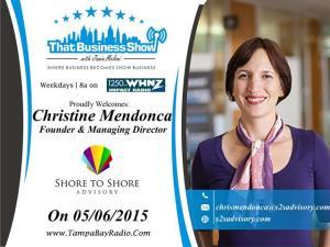 Christine Mendonca