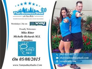 Mike Ritter and Michelle Richards