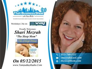 Shari Mezrah