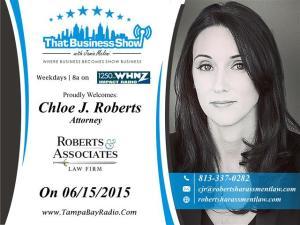 Chloe J Roberts