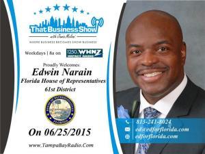 Edwin Narain