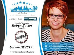 Robyn Sayles