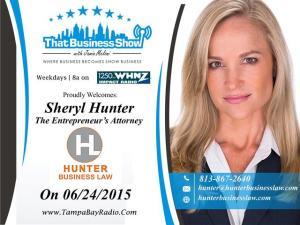 Sheryl Hunter