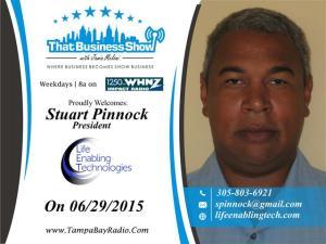 Stuart Pinnock