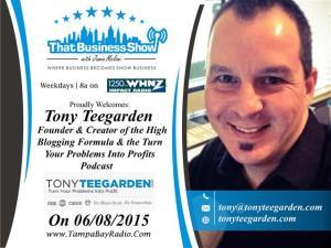 Tony Teegarden
