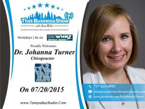 Dr. Johanna Turner