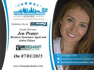 Jen Prater