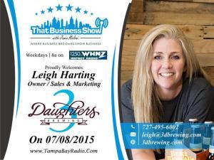 Leigh Harting