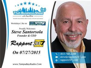 Steve Santorsola