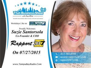 Suzie Santorsola