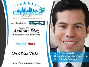 Anthony Diaz