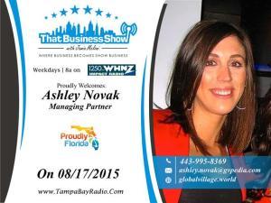 Ashley Novak
