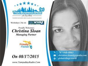 Christina Sloan