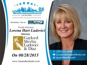 Lorena Hart Ludovici