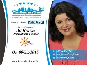 Ali Brown
