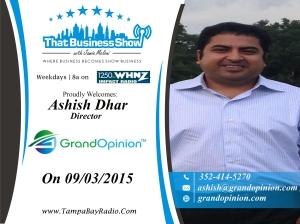 Ashish Dhar