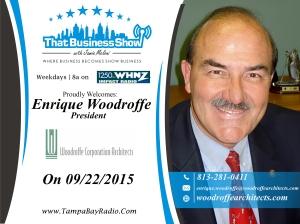 Enrique Woodroffe
