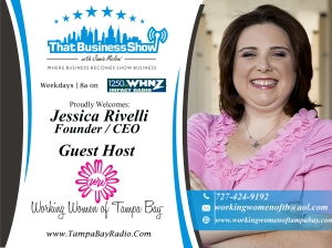 Jessica Rivelli(Guest Host)