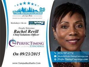 Rachel Revill
