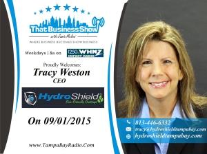Tracy Weston
