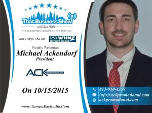 Michael Ackendorf