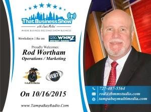 Rod Wortham