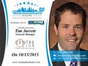Tim Jarrett