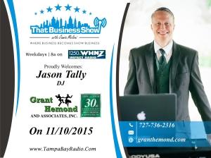 Jason Tally