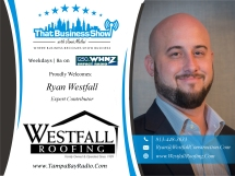 Ryan Westfall with Westfall Roofing