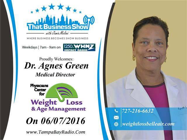 Dr. Agnes Green (Small)