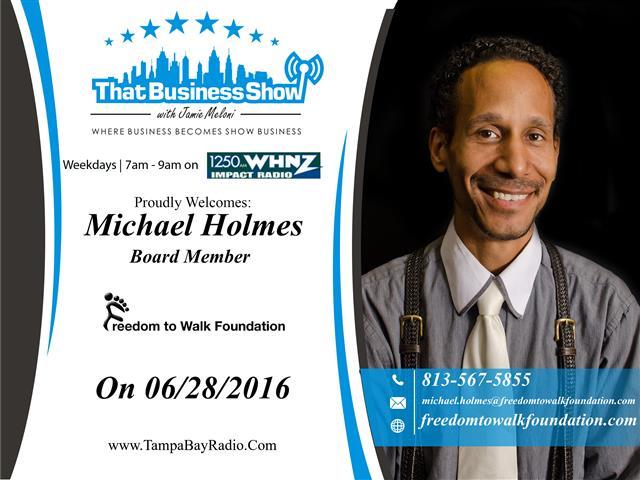 Michael Holmes (Small)
