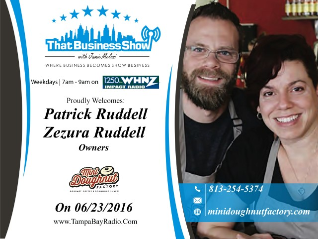 Patrick and Zezura Ruddell (Small)