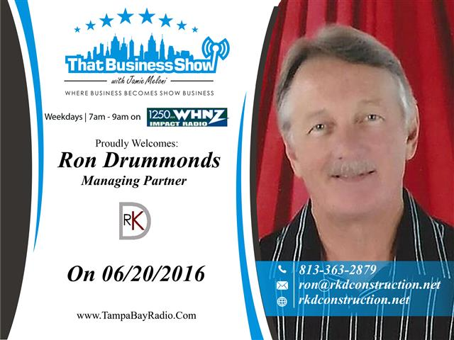 Ron Drummonds (Small)