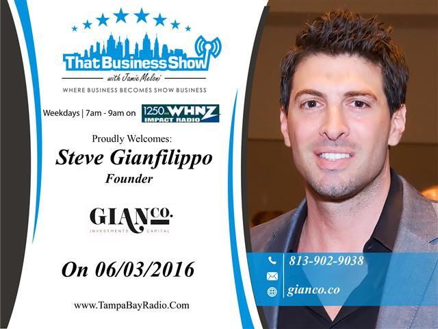 Steve Gianfilippo (Small)