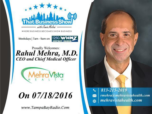 Dr. Rahul Mehra