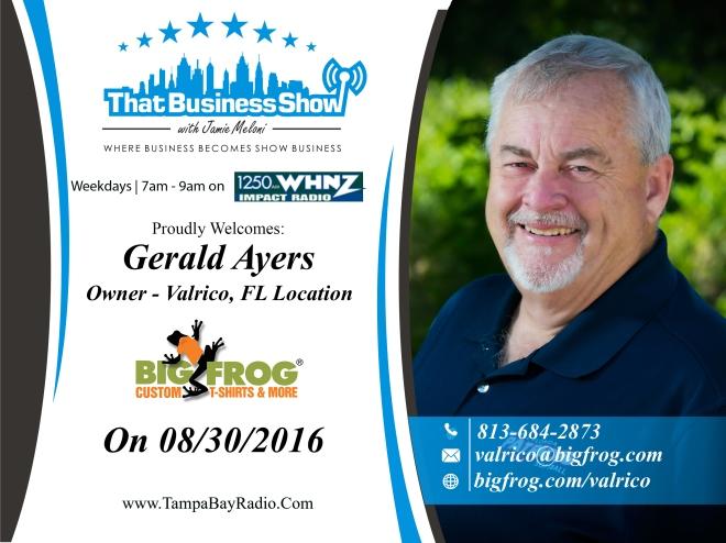 Gerald Ayers