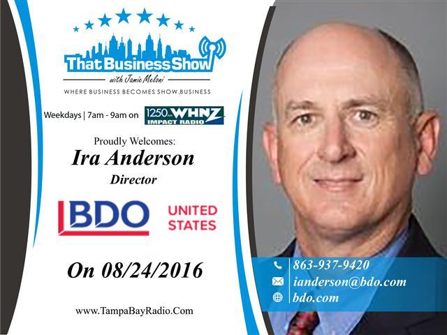 Ira Anderson
